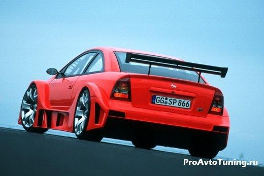 тюнинг Opel Astra OPC Extreme