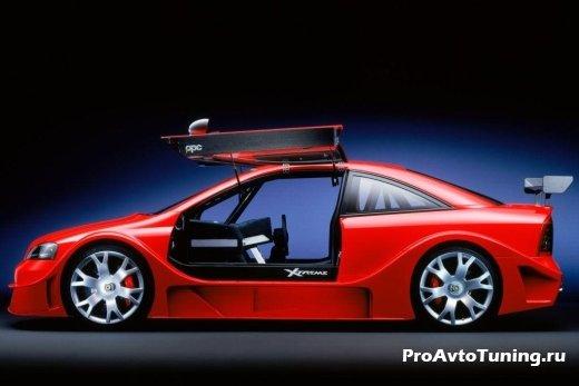 концепт Opel Astra OPC Extreme