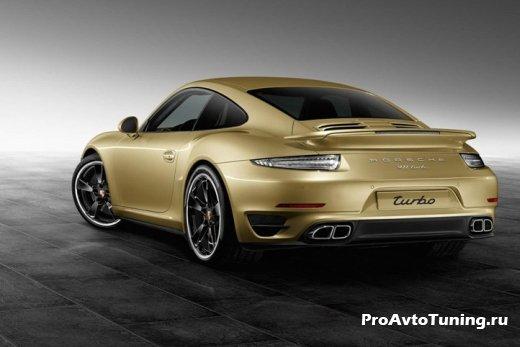 Эксклюзивный Porsche 911 Turbo