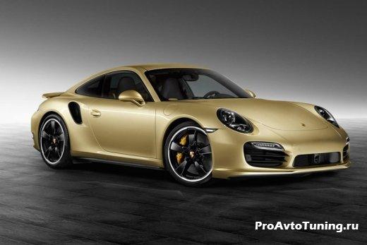 911 Turbo Porsche Exclusive