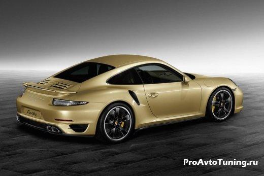 тюнинг 911 Turbo Porsche Exclusive
