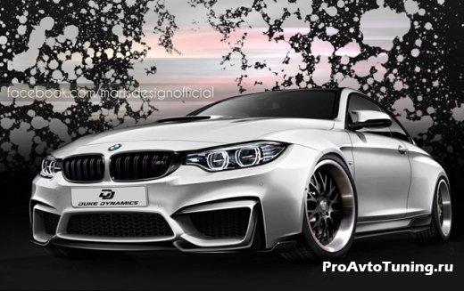 BMW M4 от Duke Dynamics