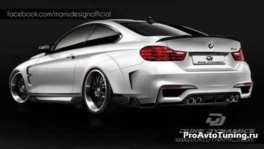 BMW M4 Duke Dynamics