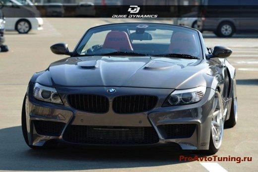 стайлинг BMW Z4