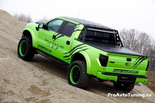 Geigercars Ford F-150 SVT Raptor