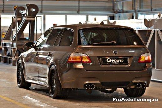G-Power BMW M5 Hurricane RR Touring