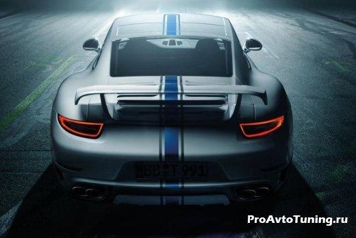 тюнинг TechArt Porsche 911 Turbo S