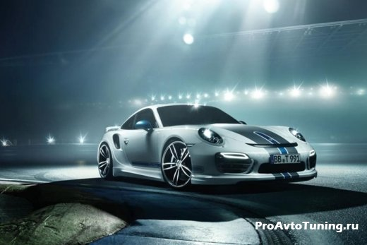 тюнинг Porsche 911 Turbo S