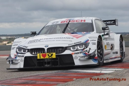 проект BMW M4 DTM