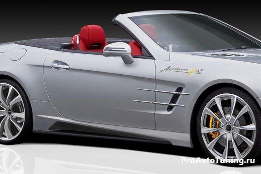 тюнинг Mercedes-Benz SL Avalange GT-R