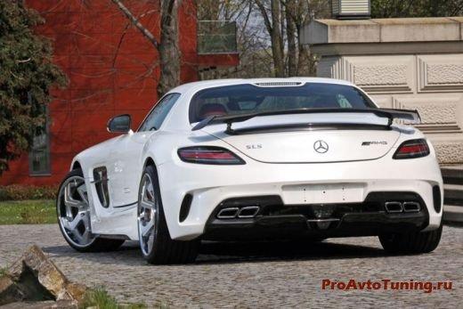 Mercedes-Benz SLS AMG от тюнера SGA