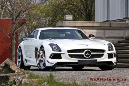 тюнинг Mercedes-Benz SLS AMG