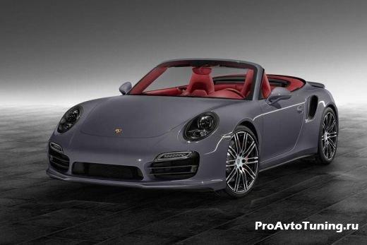 кабриолет Porsche 911 Turbo