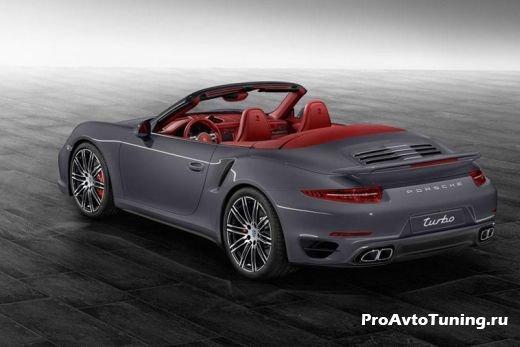 Porsche Exclusive 911 Turbo