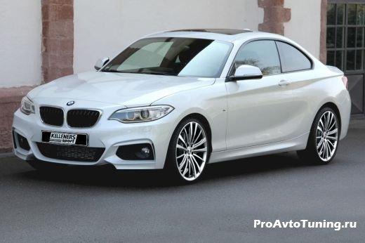 стайлинг купе BMW 2-Series