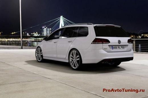 Volkswagen Golf Variant и Scirocco R-Line