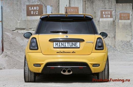 тюнинг Minitune Mini Cooper S