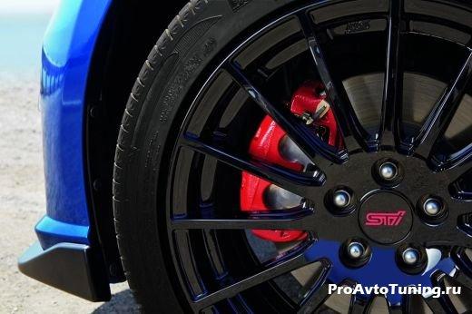 тюнинг Subaru BRZ 2015MY Series.Blue