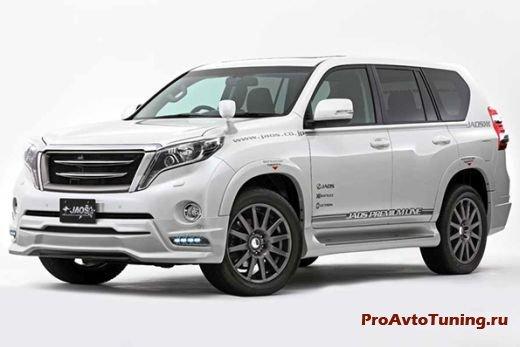 пакет тюнинга JAOS Toyota LC 150 Prado