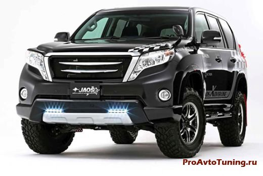 Тюнинга для land cruiser 150 prado 2013 года