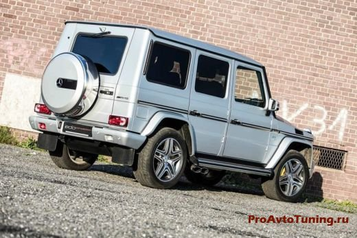 тюнинг Mercedes-Benz G63 AMG Edo Competition