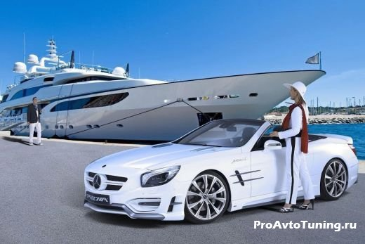 Avalange GT-R Mercedes-Benz SL