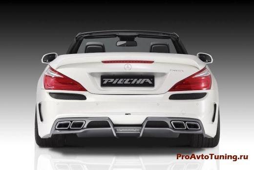 тюнинг-пакет Avalange GT-R Mercedes-Benz SL