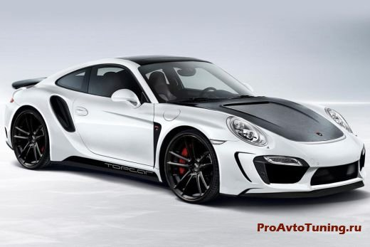 тюнинг Porsche 911 Turbo от Top Car