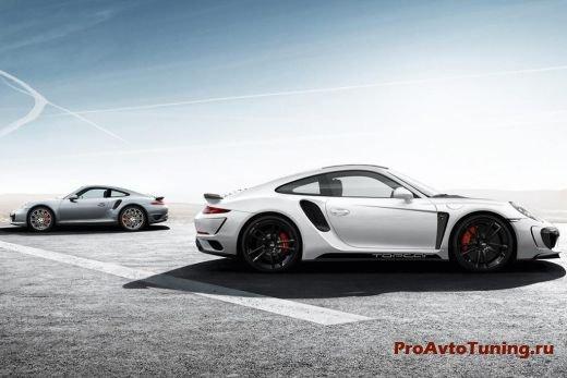 тюнинг Top Car Porsche 911 Turbo