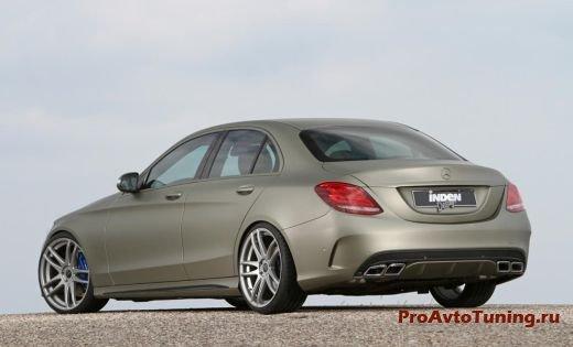 Mercedes-Benz C-Class от Inden Design