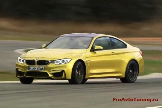 тюнинг BMW M4 Coupe