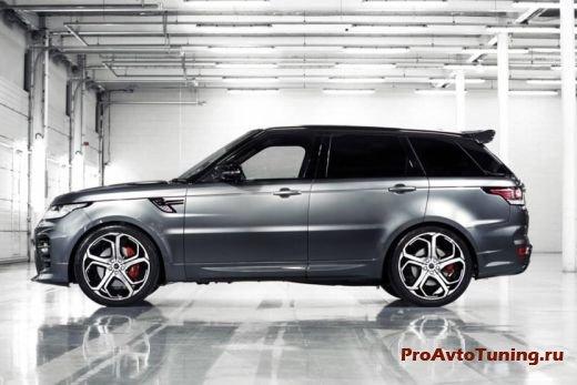 Range Rover Sport от Overfinch